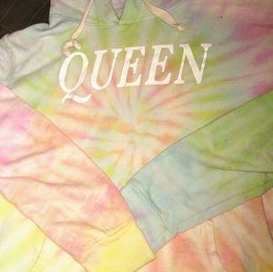 Rue 21 queen sweater